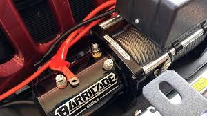 barricade 9500lb winch install jeep wrangler jk jeepfan com after installing