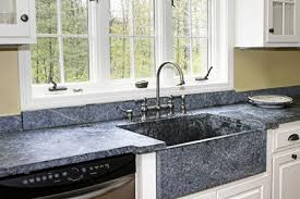 many homeowners are looking for new options for countertops and soapstone is a great choice especially for counters in active homes where they may take a