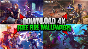 How To Download Free Fire 4K Wallpaper ...