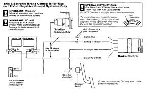 cequent trailer brake controller wiring diagram wirdig