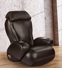 black leather massage chair. ijoy-2580 premium robotic massage chair black leather a