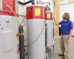 Heated Water Pump Ge Will Drop Heat Pump Water Heaters Greenbuildingadvisorcom