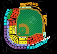Cbp Seating Chart Pradasclanol Target Field Seating Map