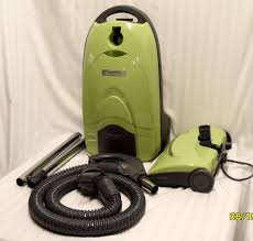 kenmore canister vacuum. kenmore 116.262 hepa filter canister vacuum cleaner-green- excellent condition