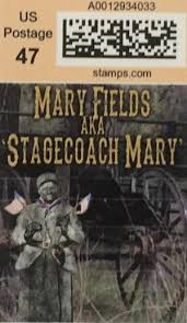Mary Fields aka Stagecoach Mary, United States Postage Stamp Coming Soon -  Lightning ReleasesLightning Releases