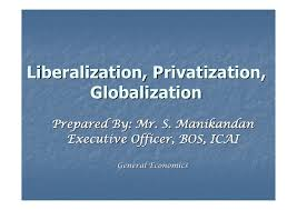 essay on liberalisation privatisation globalisation in  impact of globalisation on uk essays