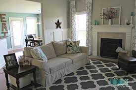 living room makeover final reveal the turquoise home set gorgeous beautiful diy board and batten pottery