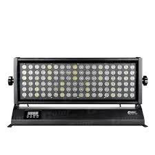 large building 324w outdoor led wall