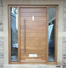 modern front doors. Wonderful Doors Contemporaryoakdoorhb68 More For Modern Front Doors