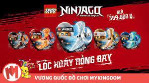 QUẢNG CÁO LEGO NINJAGO | CON QUAY LỐC XOÁY RỒNG - YouTube