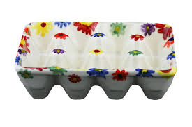 How To Decorate Egg Tray Paxton Egg Tray 100 eggs Summer Daisy Kitchen Egg Trays 2