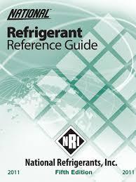 Technical Literature National Refrigerants Ltd
