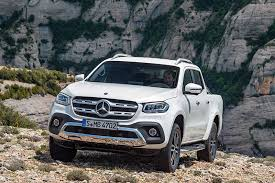 Why the Mercedes-Benz X-Class Truck Won't Come to America | Trucks.com