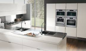 modern contemporary italian kitchen furniture design. kitchen italian kitchens design with dual tone counter top also stainles steel double tank sink and white cabinet laminated wooden floor modern contemporary furniture a