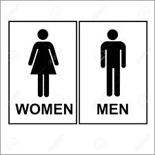 bathroom sign vector. Bold Design Ideas Men And Women Bathroom Signs Amazing Sign Endearing Best 25 Restroom Vector S