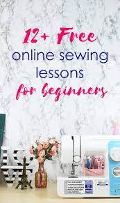 Free Sewing Patterns Online Custom TOP 48 Free Online Basic Sewing Classes For BeginnersSew Some Stuff