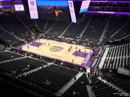 Golden 1 Center Section 101 Sacramento Kings