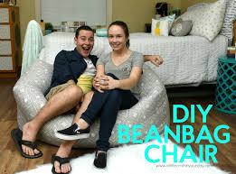 diy beanbag chair