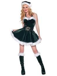 Womenu0027s Holiday Helper Costume UR29217