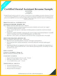 Oral Surgery Dental Assistant Resume Veterinary Examples Related ...