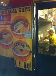 best tasting best value 7 meal in manhattan from the halal guys food truck