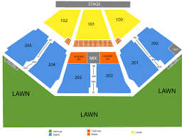 Gexa Energy Pavilion Dallas Tx Seating Chart Concerts Simplyitickets