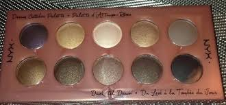 Nyx Dream Catcher Palette Price Preview of NYX Dream Eye Catcher Palette in Dusk Til Dawn Paperblog 38