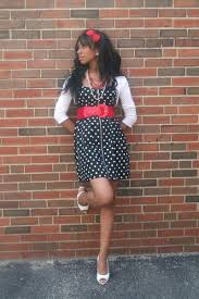 black Wetseal dress - red belt - white sweater - white shoes - accessories