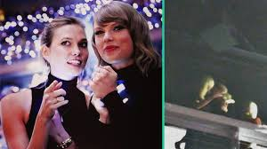 Taylor Swift and Karlie Kloss Making ...