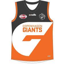 Copenhagen Giants Afl Vest