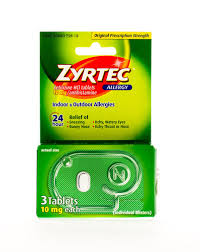Cetirizine Dog Dosage Chart Zyrtec For Dogs A Useful Tool In The Fight Against