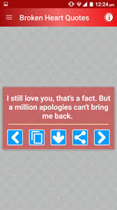 Broken Heart Quotes Stunning Status Sad Broken Heart Pain For Android Free Download And