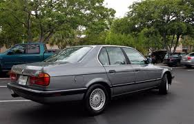 Classic Low Miles 1994 Bmw E32 740i Sedan V8 4.0l Great Condition ...