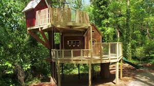 Lifetime Tree House Designs Treehouse Design For Kids Video HGTV