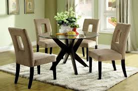 60 round dining table sets