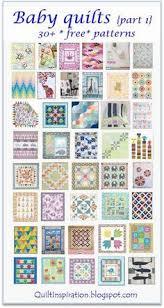 40+ Free Baby Quilt Patterns | Free baby quilt patterns, Baby ... & Free pattern day: Baby quilts ! (part 1) (Quilt Inspiration) Adamdwight.com