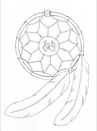 Pictures Of Dream Catchers To Draw Simple Dreamcatcher Drawing Drawing Art Gallery 99