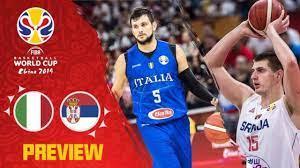 Italia - Serbia / Basket Live / Diretta Tv Streaming / Qualificazioni  Olimpiadi Finale / 04/07/2021 - YouTube