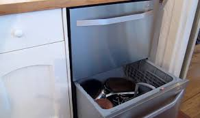 Dishwasher Drawers Vs Standard Using A Two Dual Drawer Dishwasher John Lewis Fisher And