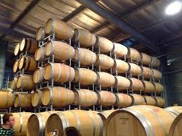 oak barrels stacked top. Barrels Stacked Top . Oak K