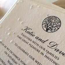 wedding invitation wording sles luxury enchanted tree plantable wedding invitations seed paper of wedding invitation wording