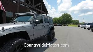 countryside motors arkansas jeep wrangler rubicon
