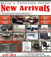 furniture store newspaper ads. Visit Us At Furniture Outlet Located Harmon Industrial For More Selections. \u0027 Store Newspaper Ads