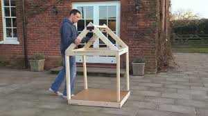 building a dog kennel with ryobi tools