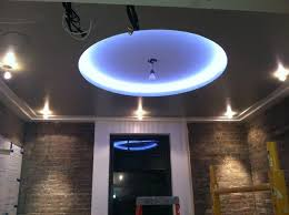 led strip lighting and led rope lights are great for accent lighting and is increasingly used ceiling accent lighting