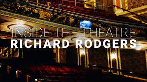Step Inside Broadways Richard Rodgers Theatre Home Of