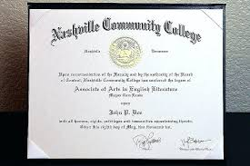 College Degree Template Masters Degree Certificate Template