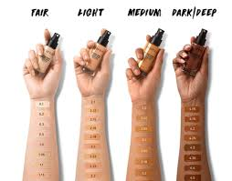 Foundations With Wide Ranges Makeup Brands With 40 Shades