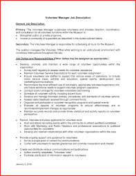 Volunteer Work On Resume Volunteer Experience On Resume Examples Examples Of Resumes 79
