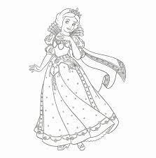 Tranh tô màu công chúa bạch tuyết dễ thương, xinh đẹp | Trang tô màu, Sách tô  màu, Bạch tuyết